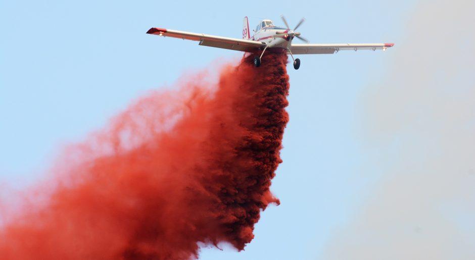 Mount Boucherie fire - July 2014 by Kelowna Daily Courier